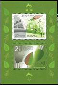 Bulgarien - Europa 2016 - Postfrisk miniark