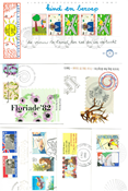 Netherlands - 100 first day covers