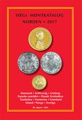 Sieg kolikkoluettelo 2017 - Pohjoismaat