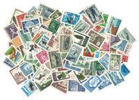 Finland - 280 different mint stamps