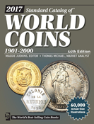 Krause - Coin catalogue 2017, 1901-2000 44th Edition