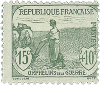 France 1917 - YT 150 - Unused