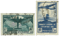 France 1936 - YT 320-21 - Cancelled