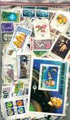 Francobolli mondiali misti - 200 g