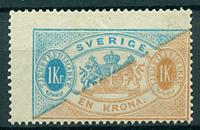Sverige - Tjeneste - 1881