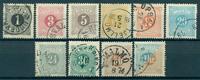 Sverige - Porto - 1874