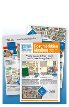 Postimerkkien maailma