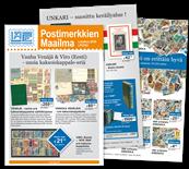Postimerkkien maailma - LPG163