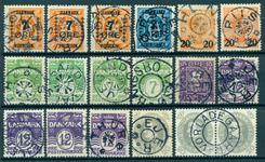 Danmark - Parti - 1924-30