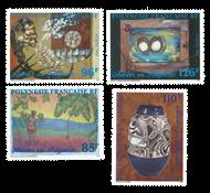 Polynesia - YT 549/52 - Mint