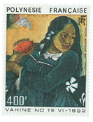 Polynesia - YT PA183 - Mint