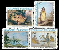 Polynesia - YT PA170/73 - Mint