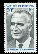 Wallis - YT 189 - Mint