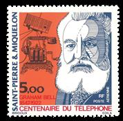 Saint Pierre and Miquelon 1976 - YT PA63