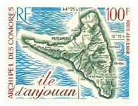Comorerne - YT PA49