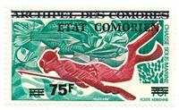 Comoros - YT PA76