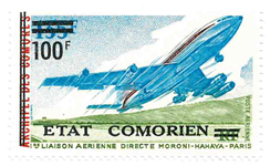 Comorerne - YT PA85