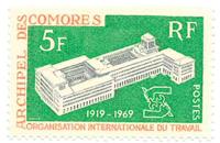 Comoros - YT 55