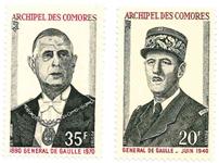 Comorerne - YT 77-78