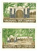 Comoros - YT 89-90