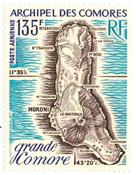 Comoros - YT PA53