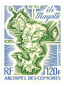 Comoros - YT PA61