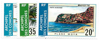 Comoros - YT PA62-64