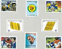Congo - Duplicate lot mint