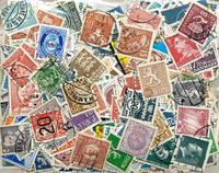 Paesi scandinavi - lotto di circa 700 doppi