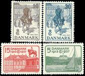 Danmark 1937 CHRISTIAN X 25 ÅRS JUB.*