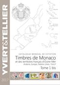 Yvert Monako osa 1 - 2017