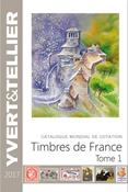 Yvert - Catalogus Frankrijk 2017