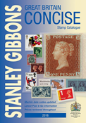 Stanley Gibbons catalogue - England Concise 2016