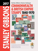 Stanley Gibbons stamp catalogue - Commonwealth and  British Empire 1840-1970