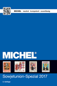 Michel Soviet Union special stamp catalogue 2017