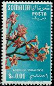 Somalia - Michel 297 postfrisk