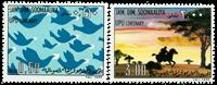 Somalia - Michel 217-18 mint