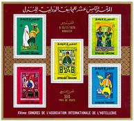 Tunesien - YT 3 postfrisk