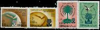 Italian Somalia - Michel 372-75 mint