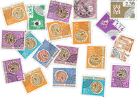 France - Duplicate lot precancelled stamps