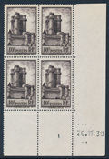 France 1938 - YT 393 CD 39 - Mint