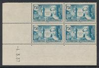 Frankrig 1937 - YT 336 CD - Postfrisk