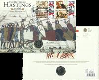 ENGLANTI - Hastings-taistelu - Kolikkokirje
