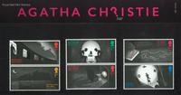 England - Agatha Christie - Souvenirmappe