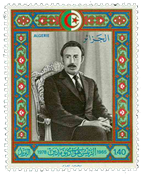 Algeriet - YT 698 postfrisk