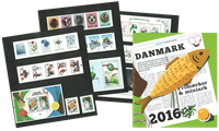 Denmark - Yearpack 2016 - Year Pack