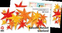 Grønland - Jul 2016 - Postfrisk hæfte