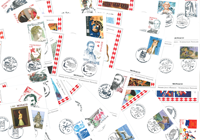 Monaco - FDC collection, approx. 115 pcs.
