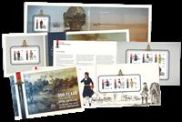 Man - Royal Artillery 300 år - Postfrisk prestigehæfte