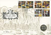 ENGLANTI - Lontoon suurpalo - Kolikkokirje